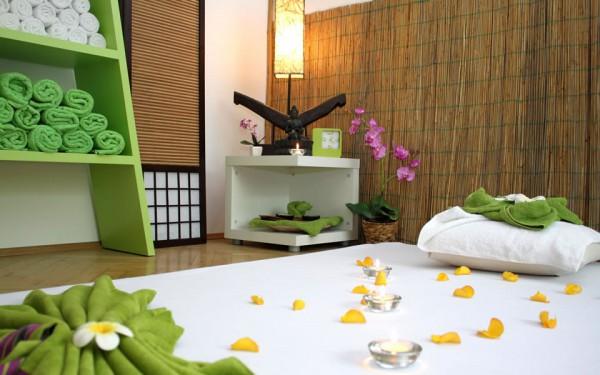 Smile Siam traditionelle Thai-Massagen